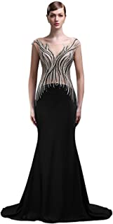 Best liquid beaded evening gowns Reviews