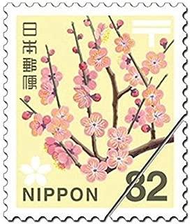 138OnlineShop/日本郵便 82円切手 【10枚組】 ウメ/00-2615