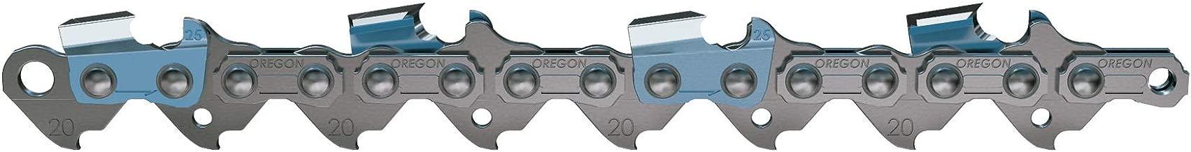 OREGON 20LPX074G 74 Drive Link Super 20 Chain, 0.325-Inch