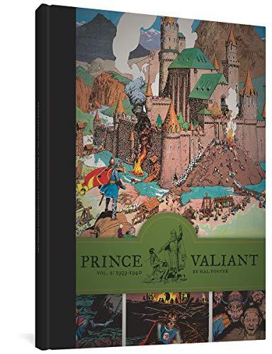 Prince Valiant, Volume 2: 1939-1940