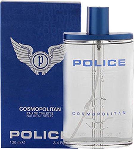 Police Cosmopolitan 100 ml Eau de toilette vaporisateur Parfum Pour homme avec sac cadeau