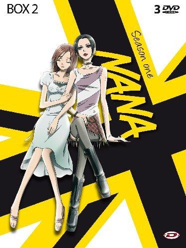 Nana(+gadget)Stagione01Episodi11-22 [3 DVDs] [IT Import]