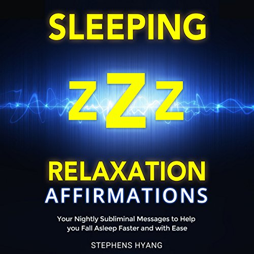 Sleeping - Relaxation Affirmations audiobook cover art