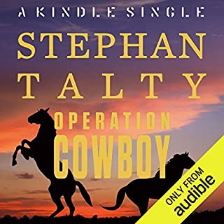 Operation Cowboy audiobook cover art