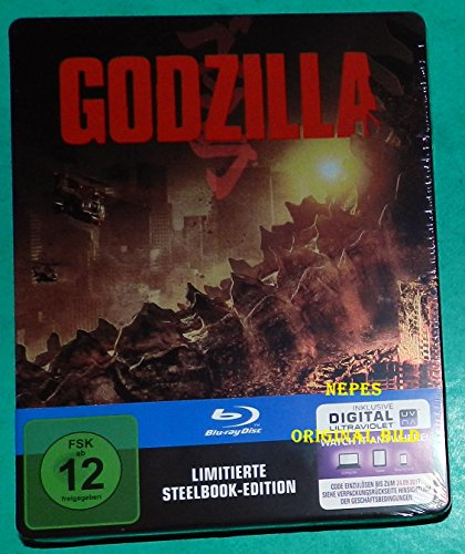 Godzilla [Limitierte Steelbook Edition]