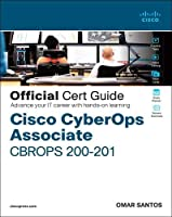 Cisco CyberOps Associate CBROPS 200-201 Official Cert Guide Front Cover