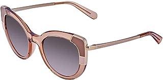 نظارة شمسية للنساء من سلفاتوري فيراغامو - Sf890S-290 52, مقاس 135 ملم، بني