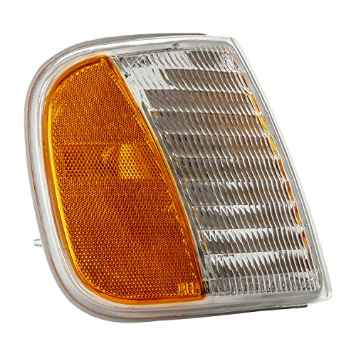 TYC 18-3371-61-1 Compatible with Ford Front Right Replacement Side Marker Light