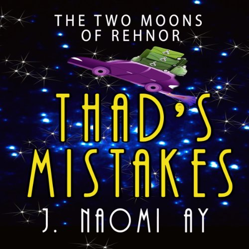 Thad's Mistakes audiobook cover art