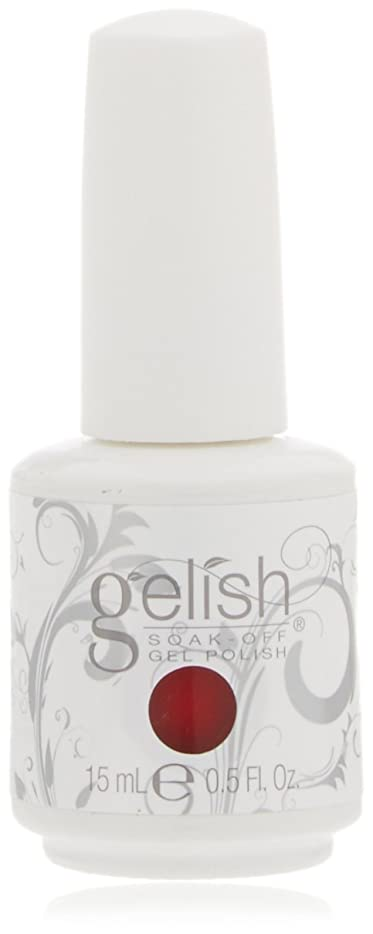 悔い改め本当に帰るHarmony Gelish Gel Polish - Scandalous - 0.5oz / 15ml