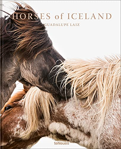 Horses of Iceland (English, French and German Edition)