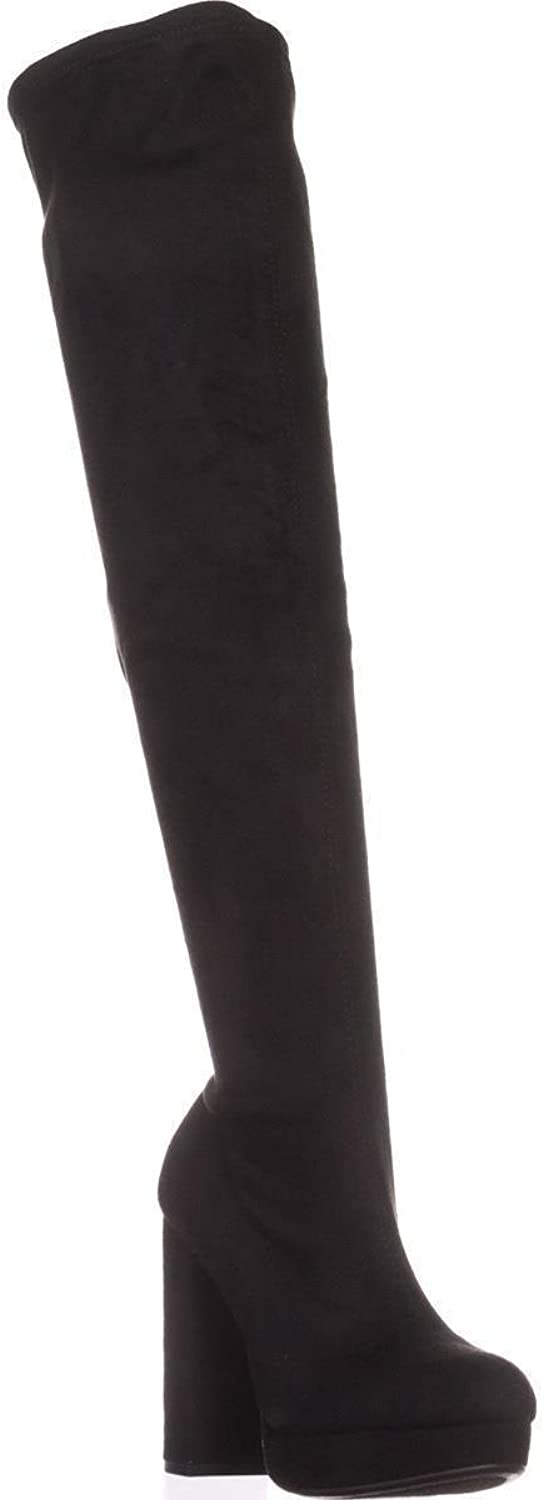Madden Girl Groupie Over-The-Knee Boots