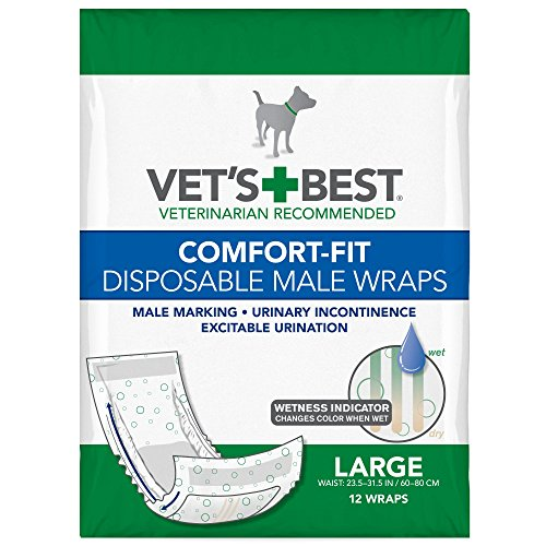 Best Disposable Male Dog Diapers