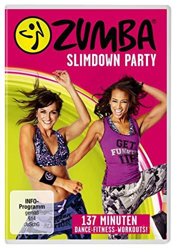 Zumba Slimdown Party [Alemania] [DVD]