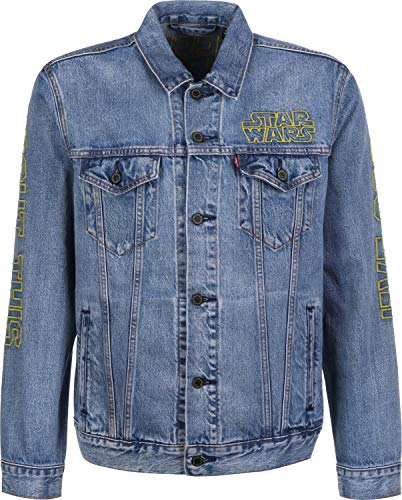 Cazadora Vaquera Bad Feeling Star Wars x Levis