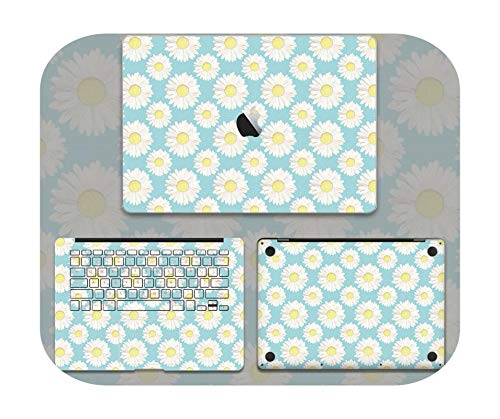 Lovely Cute Laptop Sticker For Macbook Pro Air 11 13 15 Retina Full body Skin Cover Protector Sticker Cute kawaii Protector Skin-4-Pro13 Non Bar A1708