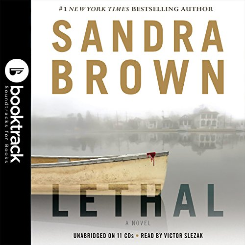 Lethal audiobook cover art