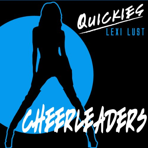 Cheerleaders audiobook cover art