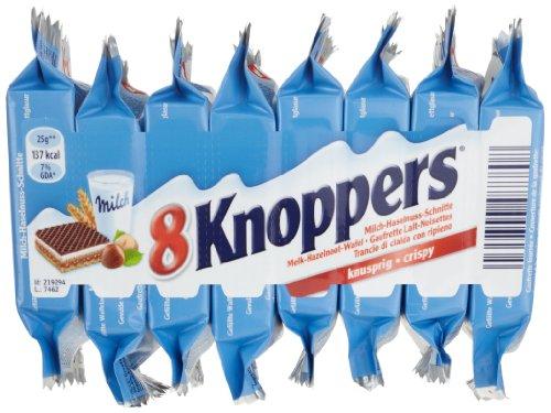 Knoppers Schnitte 8er, 24er Pack (24x 200 g)