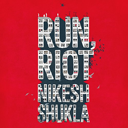 Run, Riot audiobook cover art