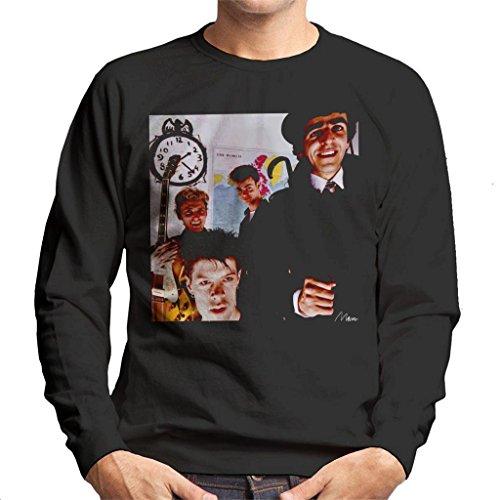 Richard Mann Officiële Fotografie - Het doden van Joke Band Shot Heren Sweatshirt