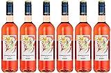 Weinbiet Manufaktur Eg Sommertänzer Rosé Feinherb Roséwein (6 X 0.75 L) 684