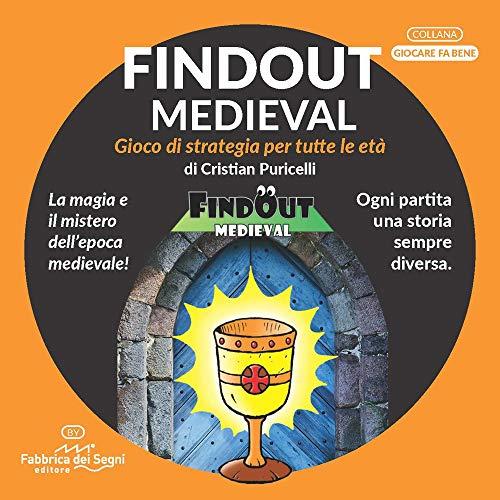 Findout Medieval. Gioco Di Strategia Per Tutte Le Età