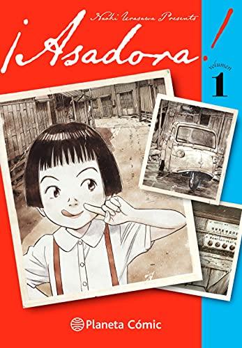 Asadora! nº 01 (Manga Seinen)