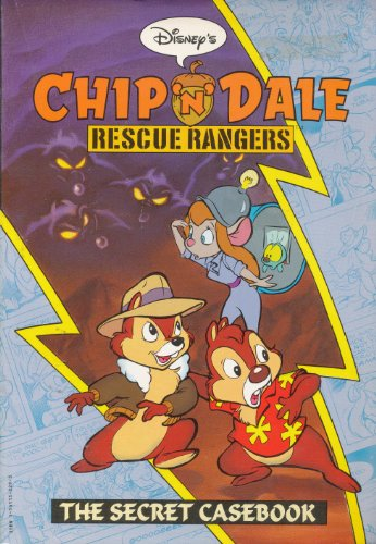Disney's Chip N Dale Rescue Rangers: The Secret Casebook