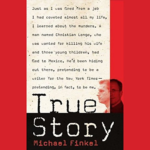 True Story audiobook cover art