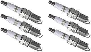 NGK G Power Platinum Spark Plug BKR5EGP (6 Pack) for MERCURY VILLAGER NAUTICA 1994-1998 3.0L/182