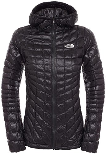 The North Face Damen Daunenjacke Thermoball, tnf black, S, T0CUC5JK3