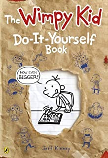 Diary of a Wimpy Kid: Do-It-Yourself Book *NEW large format* by Puffin