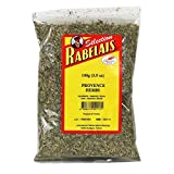 Imported from France Contains finely ground thyme, rosemary, basil, savory and marjoram Large family size bag