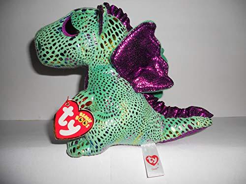 Ty Beanie Boo 6' Plush Cinder the Green...