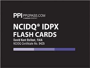 NCIDQ IDPX Flash Cards