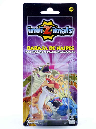 BARAJA INFANTIL. Invizimals. Fournier. NAIPES. Oferta