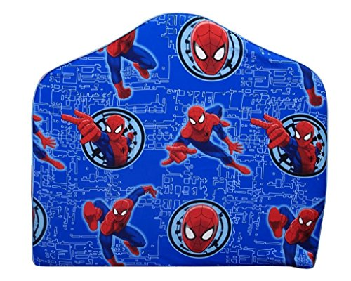 Marvel Spiderman Microfiber Headboard Cover