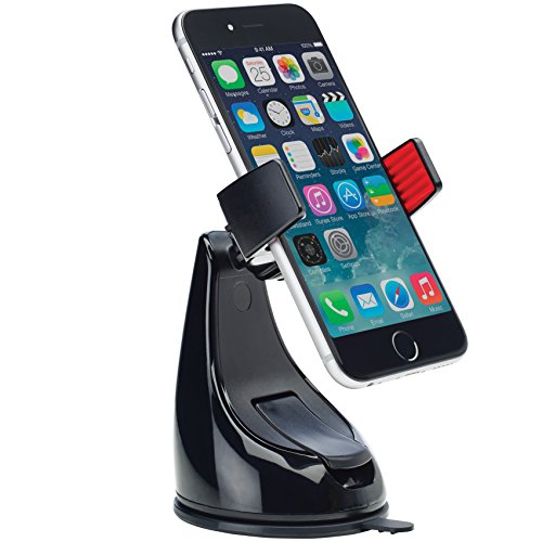 OsoMount 360 Grip Mount - Black - Universal in Car Holder for iPhone 6/ 6...