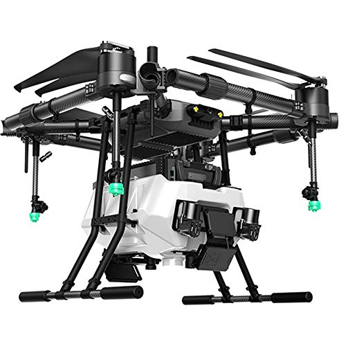 Xiaolizi Farm Crop/Plant/Trees Protection Agricultural Irrigation 10L Drone Agriculture Sprayer UAV Drone Used for air Disinfection and Spraying pesticides