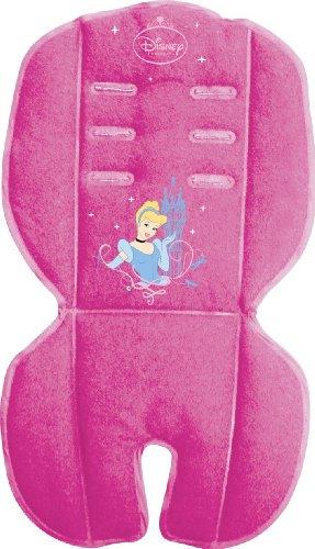 Disney Couverture de Siège Bébé Poussette Capitonné Princesse