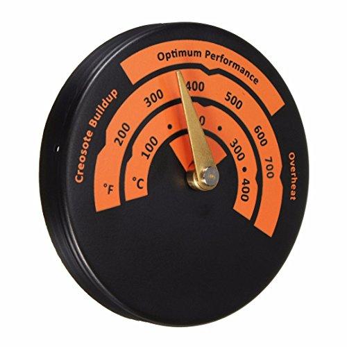 PANGUN Backofenthermometer Backofentemperaturmesser Für Holzöfen Gasherde
