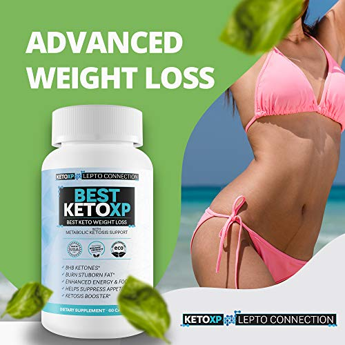 Best Keto XP - Best Keto Weight Loss - Bhb Keto Accelerator for Faster Ketosis and Faster Fat Burn - Best Keto Pills That Work for Weight Loss - Best Keto Pills for Women Weight Loss 5