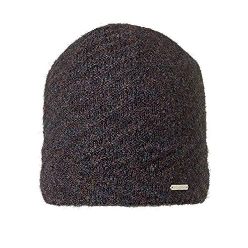 Stöhr Mütze Casta Schwarz
