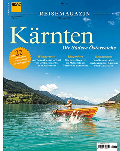ADAC Reisemagazin Kärnten