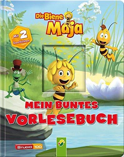 Die Biene Maja - Mein buntes Vorlesebuch: Mit 2 Geschichten
