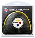 Team Golf NFL Pittsburgh Steelers Golf Club Mallet Putter...