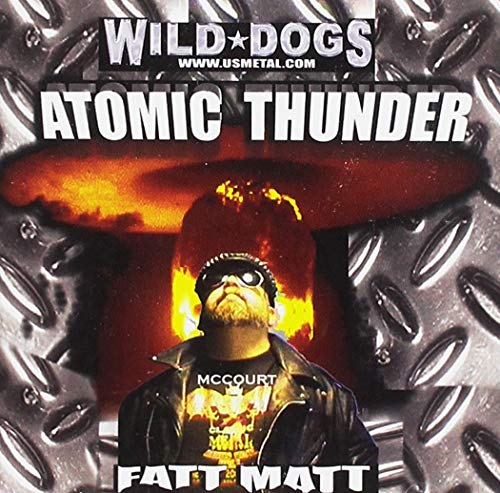 Atomic Thunder Includes Alice Cooper's Elected