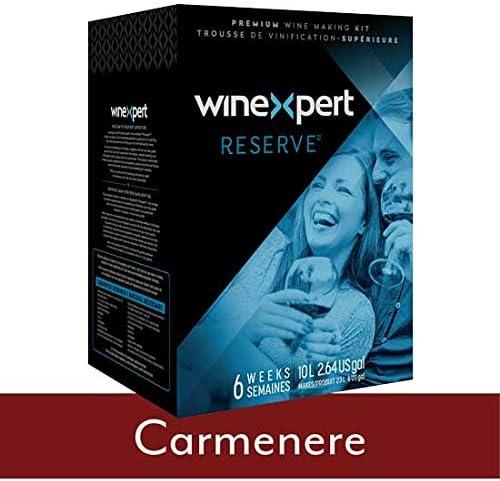 Winexpert Reserve Carmenere Red Credence Selling Making Kit Wine