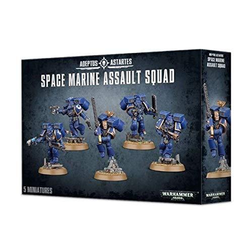Warhammer Escuadrón de asalto espacial 40k GWS 48-09